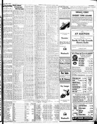 Kossuth County Advance from Algona, Iowa on December 14, 1944 · Page 5