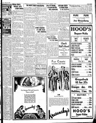 Kossuth County Advance from Algona, Iowa on December 21, 1944 · Page 7