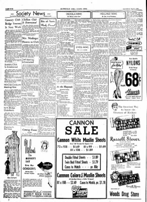 The Courier News from Blytheville, Arkansas on May 6, 1954 · Page 4