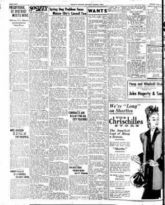 Kossuth County Advance from Algona, Iowa on April 24, 1945 · Page 7