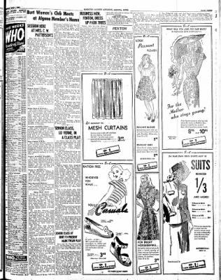 Kossuth County Advance from Algona, Iowa on May 1, 1945 · Page 3