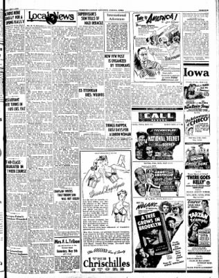 Kossuth County Advance from Algona, Iowa on May 1, 1945 · Page 5