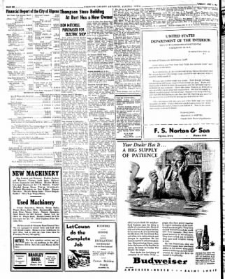 Kossuth County Advance from Algona, Iowa on June 5, 1945 · Page 3