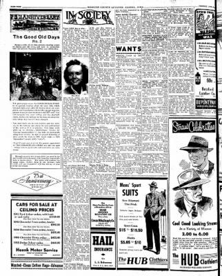 Kossuth County Advance from Algona, Iowa on June 26, 1945 · Page 2