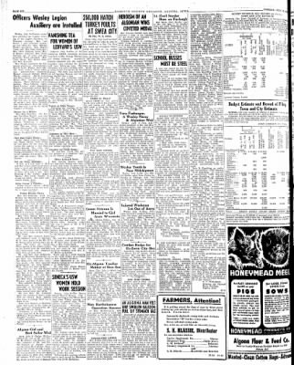 Kossuth County Advance from Algona, Iowa on July 10, 1945 · Page 3