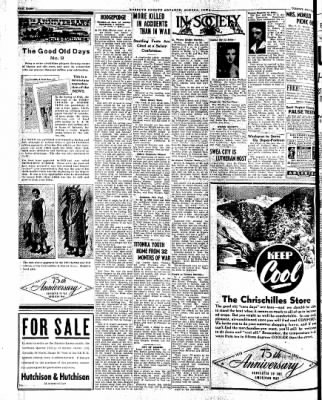 Kossuth County Advance from Algona, Iowa on July 24, 1945 · Page 4
