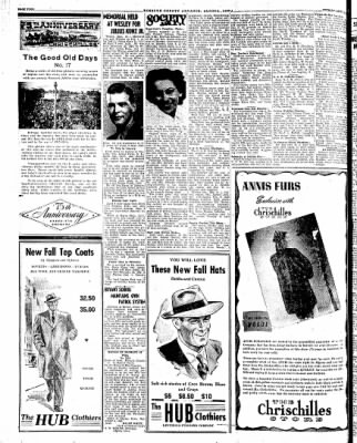 Kossuth County Advance from Algona, Iowa on September 11, 1945 · Page 2