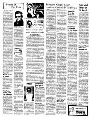 Kossuth County Advance from Algona, Iowa on March 15, 1971 · Page 2