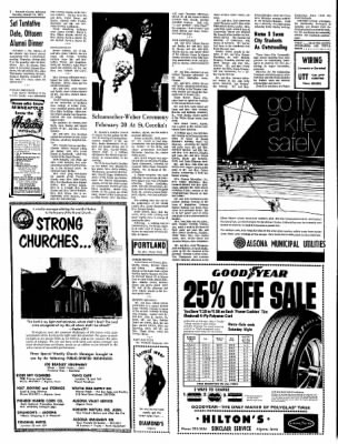 Kossuth County Advance from Algona, Iowa on March 15, 1971 · Page 9