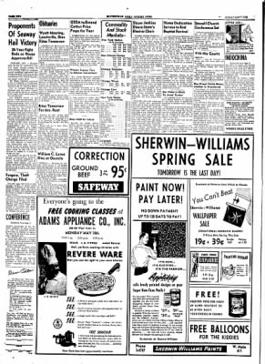 The Courier News from Blytheville, Arkansas on May 7, 1954 · Page 2