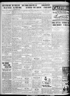 The Salt Lake Tribune from Salt Lake City, Utah on February 6, 1913 · Page 8