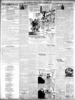 The Washington Herald from Washington, District of Columbia on October 7, 1918 · Page 4