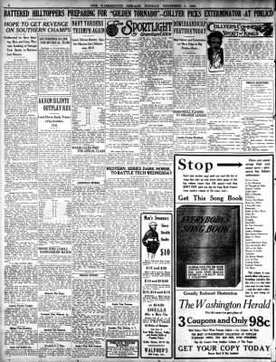 The Washington Herald from Washington, District of Columbia on November 8, 1920 · Page 8