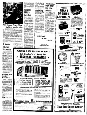 Kossuth County Advance from Algona, Iowa on May 3, 1971 · Page 4