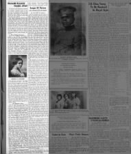 Kansas City Sun obituary for Madam C.J. Walker and description of her New York home, Villa Lewaro