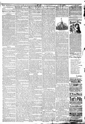 The Algona Republican from Algona, Iowa on October 1, 1890 · Page 2