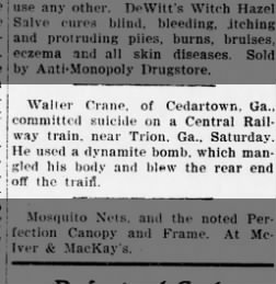 The Ocala Evening Star from Ocala, Florida on June 15, 1903
