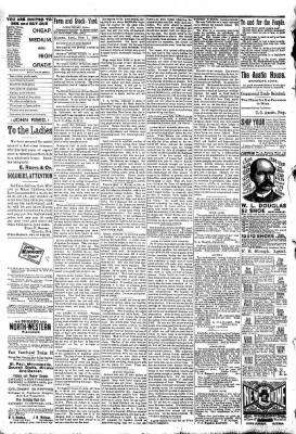 The Algona Republican from Algona, Iowa on October 1, 1890 · Page 8
