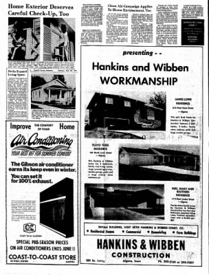 Kossuth County Advance from Algona, Iowa on May 24, 1971 · Page 16