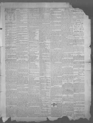 Southwest Sentinel from Silver City, New Mexico on January 3, 1893 ...