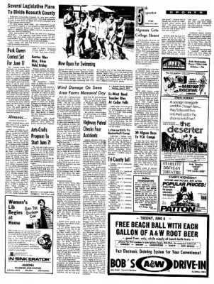 Kossuth County Advance from Algona, Iowa on June 7, 1971 · Page 4