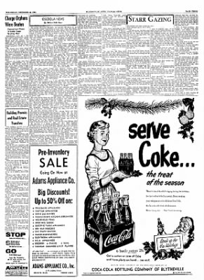 The Courier News from Blytheville, Arkansas on December 29, 1954 · Page 3