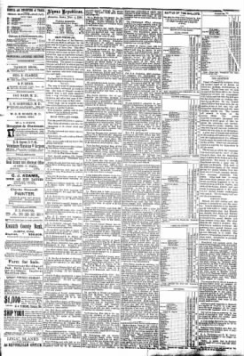 The Algona Republican from Algona, Iowa on November 5, 1890 · Page 4