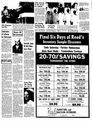 Kossuth County Advance from Algona, Iowa on June 28, 1971 · Page 3