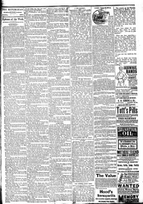 The Algona Republican from Algona, Iowa on December 10, 1890 · Page 2