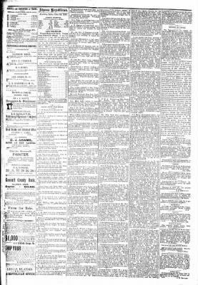 The Algona Republican from Algona, Iowa on December 24, 1890 · Page 4