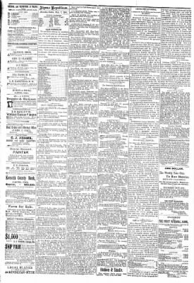 The Algona Republican from Algona, Iowa on January 7, 1891 · Page 4