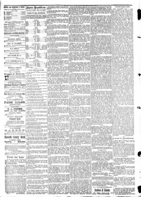 The Algona Republican from Algona, Iowa on January 21, 1891 · Page 4