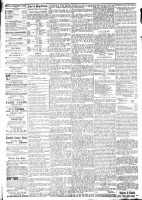 The Algona Republican from Algona, Iowa on February 11, 1891 · Page 4