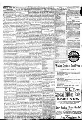 The Algona Republican from Algona, Iowa on February 18, 1891 · Page 8