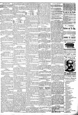 The Algona Republican from Algona, Iowa on February 25, 1891 · Page 5