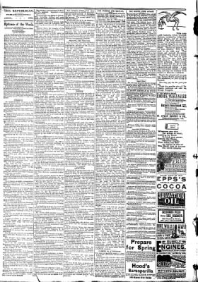 The Algona Republican from Algona, Iowa on March 4, 1891 · Page 2