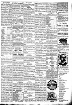 The Algona Republican from Algona, Iowa on March 4, 1891 · Page 5