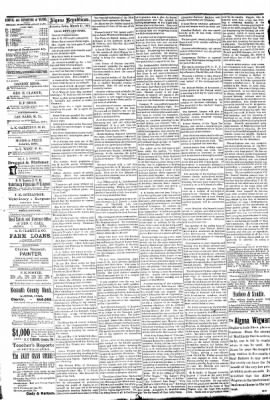 The Algona Republican from Algona, Iowa on March 11, 1891 · Page 4