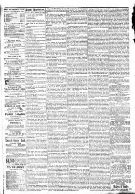 The Algona Republican from Algona, Iowa on March 18, 1891 · Page 4