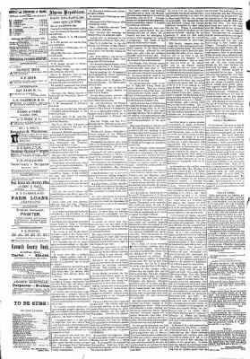 The Algona Republican from Algona, Iowa on April 15, 1891 · Page 4