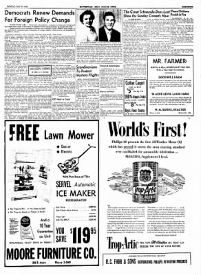 The Courier News from Blytheville, Arkansas on May 10, 1954 · Page 6