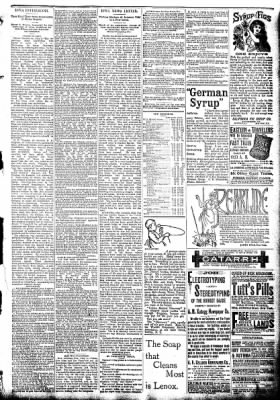 The Algona Republican from Algona, Iowa on July 8, 1891 · Page 3