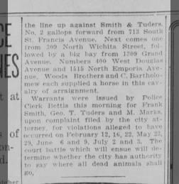The Wichita Beacon from Wichita, Kansas on July 13, 1916 · Page 6