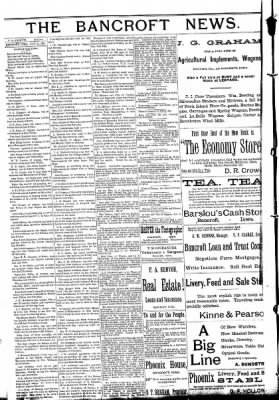 The Algona Republican from Algona, Iowa on July 22, 1891 · Page 6