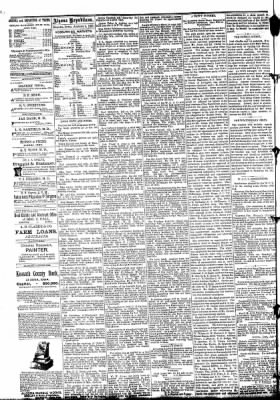 The Algona Republican from Algona, Iowa on August 5, 1891 · Page 4