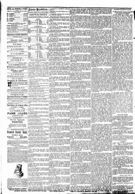 The Algona Republican from Algona, Iowa on August 12, 1891 · Page 4