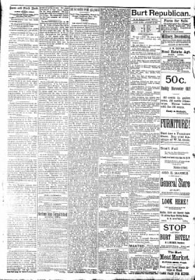 The Algona Republican from Algona, Iowa on August 12, 1891 · Page 10