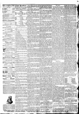 The Algona Republican from Algona, Iowa on August 26, 1891 · Page 4