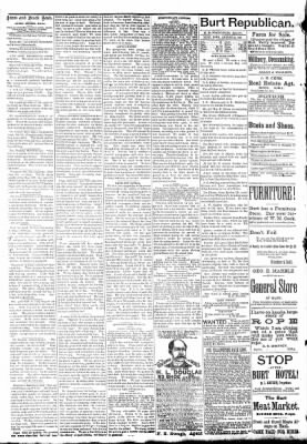 The Algona Republican from Algona, Iowa on August 26, 1891 · Page 12
