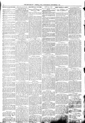 The Algona Republican from Algona, Iowa on September 9, 1891 · Page 2